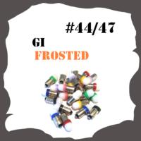 #44 #47 GI LED for Pinball Machine