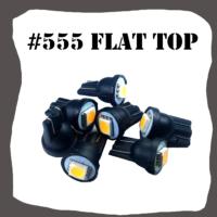 #555 LED Flat Top