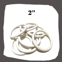 Rubber Ring 2'' (50.8X6.35) Pinball Machine