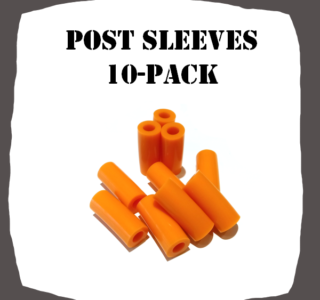Post Sleeves 10-Pack Pinball Parts
