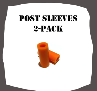 Post Sleeves 2-Pack Pinball Parts