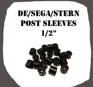Post Sleeves DE/SEGA/Stern High Quality pinball parts