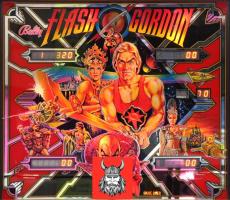 Bally Flash Gordon 1981 Pinball Machine