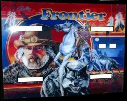 Bally Frontier 1980 Pinball Machine