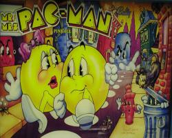 Bally Pac-Man 1982 Pinball Machine