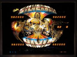 Bally Silverball Mania 1980 Pinball Machine