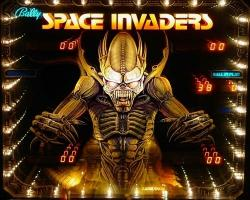 Bally Space Invaders 1980