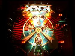 Bally Xenon 1980 Pinball Machine
