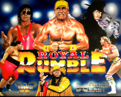 Data East Royal Rumble 1994