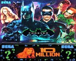 Sega Batman 1995