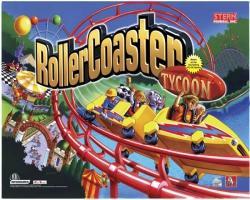Stern Roller coaster Tycoon 2002 Pinball Machine