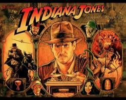 Williams Indiana Jones 1993 Pinball Machine