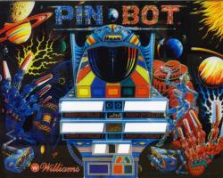 Williams Pinbot 1986 Pinball Machine