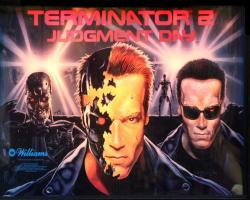 Williams Terminator 2 1991 Pinball MAchine