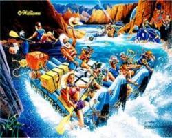 Williams White Water 1993 Pinball Machine