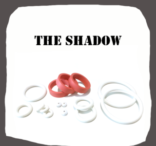 BallyMidway The Shadow Rubber Kit for Pinball Machine