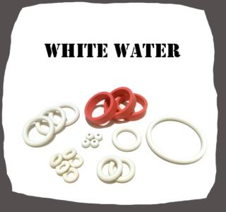 Williams White Water 1993 Rubber kit for Pinball Machine