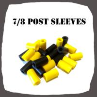 7/8 Post Sleeves Pinball Machine