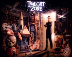 BallyMidway Twilight Zone 1993 Pinball Machine