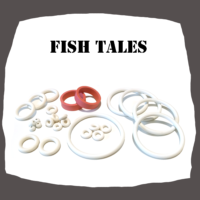 Williams Fish Tales Rubber Kit for Pinball Machine