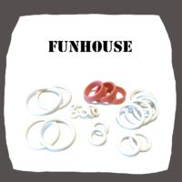 Williams Funhouse Rubber Kit for Pinball Machine