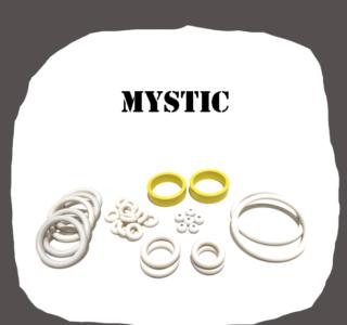 Bally Mystic high quality rubber kit