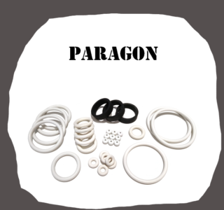 Bally Paragon rubber kit of high quality