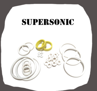 Bally Supersonic high quality Rubber kit