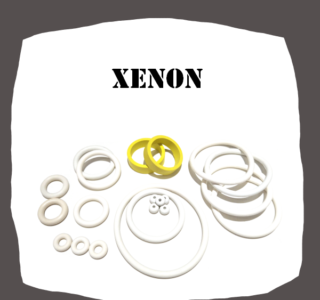 Bally Xenon Rubber Kit of high quality