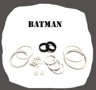 Data East Batman Hig Quality Rubber Kit
