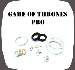 Stern Game of Thrones high quality rubber kit