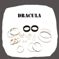 Williams Dracula Rubber Kit of high quality