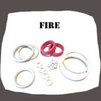 Williams Fire Rubber Kit of high quality