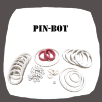 Williams PIN-BOT Rubber kit Pinball Machine