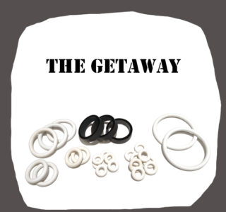 Williams The Getaway Rubber Kit of high quality