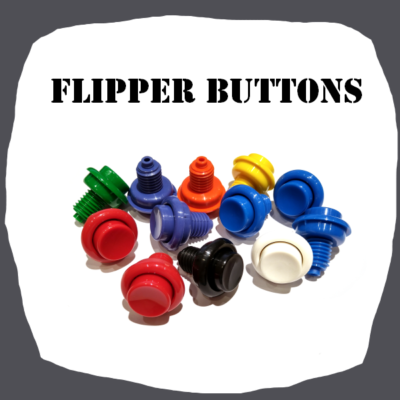 Flipper Buttons Standard Type of High Quality