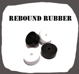 Universal Rebound Rubber for Pinball Machine