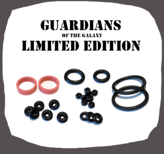 Stern Guardians LE Rubber Kit of High Quality