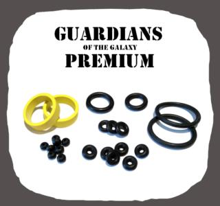 Stern Guardians PREMIUM Rubber