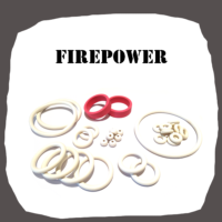 Williams Firepower Rubber Kit for Pinball Machine