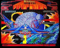 Williams Firepower 1980