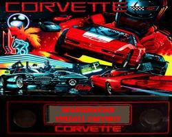 Bally/Midway Corvette 1994 Pinball Machine