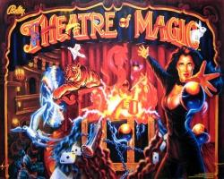 Bally/Midway Theater of Magic 1995