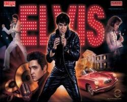Stern Elvis 2004 Pinball Machine