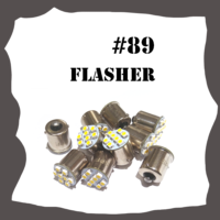 #89 LED Warm White for Pinball Machine