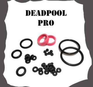 Stern Deadpool PRO Rubber Kit