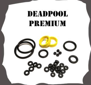 Stern Deadpool PREMIUM Rubber Kit