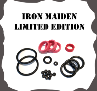 Stern Iron Maiden Limited Edition Rubber Kit