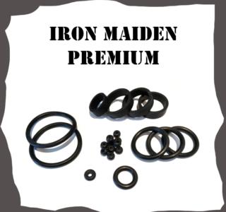 Stern Iron Maiden PREMIUM Rubber Kit