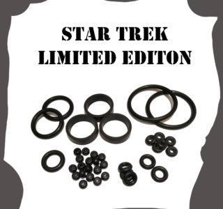 Stern Star Trek Limited Edition Rubber Kit